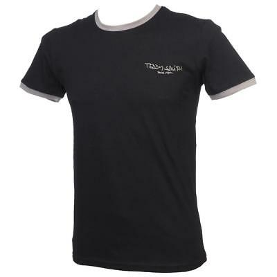 TEE LONGUES Noir MANCHES L 15 SHIRT 00 EUR Teddy Smith Taille 7O7ZHqw