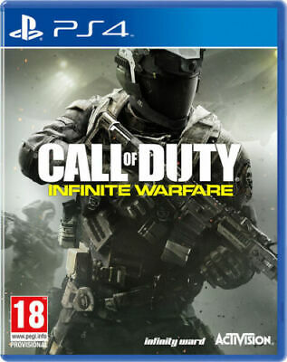 Videogioco Call Of Duty Infinite Warfare Ps4 Italiano Gioco Playstation 4 Cod
