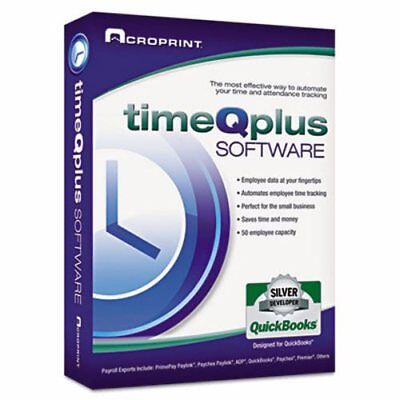Acroprint timeQplus Network Software (ACP010262000)