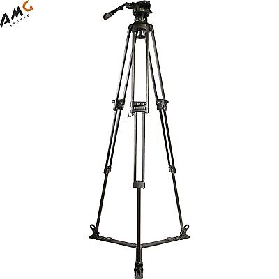 Ikan E Image Eg06c2 2 Section Carbon Fiber Tripod With Gh06 Fluid