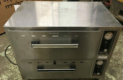 Merco Savory Model HFS-2 Food Warming Holding Cabinet