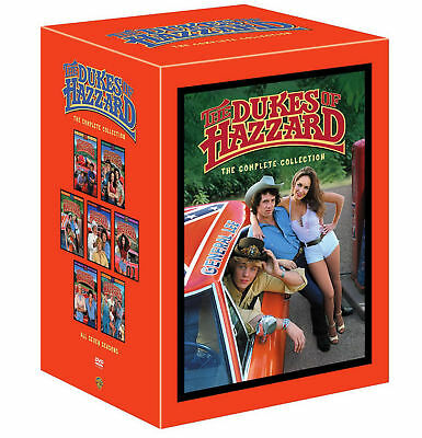 The Dukes of Hazzard The Complete TV Series Collection DVD Box Set