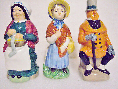 Dickens pitchers characters Wood and Sons England