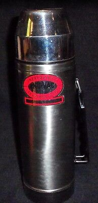 UNO-VAC Stainless Steel Thermos model #271-1187 NEW spectacular - see details