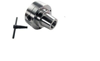 "Precision 5C Collet Chuck 5"" , Plain back"