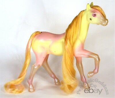 Fashion Star Fillies filly FSF Lalana Sweet Scent Sixteen orange horse toy A
