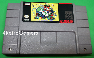 Super Mario World Second Reality Project SNES Super Nintendo English Translated