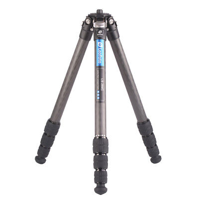 "Leofoto LS-284C Travel Tripod Carbon Fiber CF ""Smaller, Lighter, More Stable"""