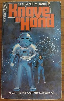 Knave in Hand by Laurence M Janifer (Paperback, 1979)