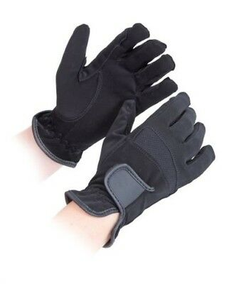 Childs Bicton L/wt Competition Gloves Horse Riding Clothing Accessories Hands