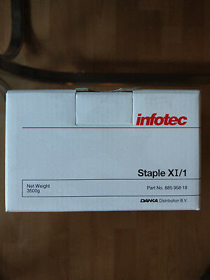 Original Infotec Staples XI/1