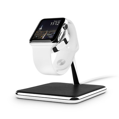 Twelve South Forte Luxury Charging Dock Stand for Apple Watch