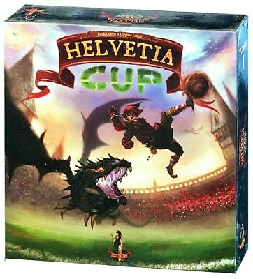 Helvetia Game Series Bundle - Helvetia Cup, Shafausa, and Unita - Factory Sealed