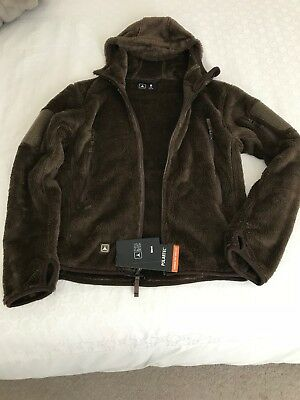 NOS Tad Gear Triple Aught Design Shag Master COYOTE BROWN deadfall Patch Small
