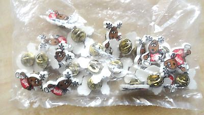 25 Loyal Order of Moose Baby Retention Lapel Pins Tie Tac NIP