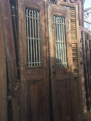 Vintage Architectural Salvage and French antique doors