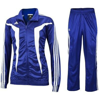 Auswahl adidas Euro Club Herren Basketball Trainingsjacke Trainings-Hose-Anzug