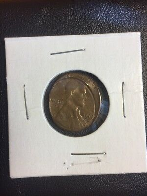 ONE OF A KIND MINT ERROR! 1968 D LINCOLN CENT Off Center Oblong Multiple Strikes