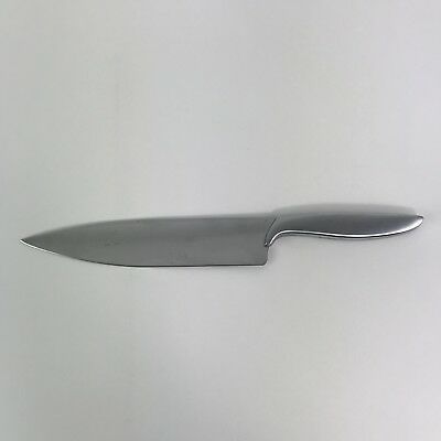 "Gerber French Stainless Steel 8"" Blade Chef's Knife Aluminum Handle"