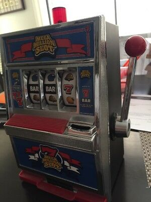 Mega Millions Slot Machine Radica Games. Great Collectable / Toy.