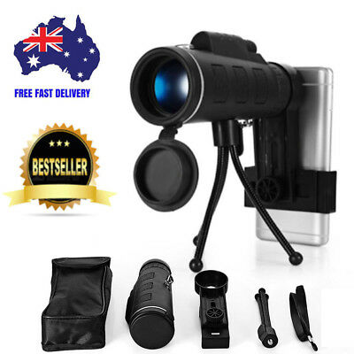 HAWK EYE V2 SCOPE WITH COMPASS Night Vision Zoom For Adapter Phone Support