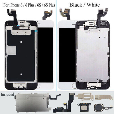 For iPhone 6/6 Plus/6S/6S Plus Full LCD Digitizer Touch Screen Display Assembly