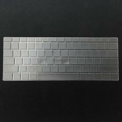 Thin Clear Silicone Keyboard Skin Cover Protector Guard for Surface Book C5