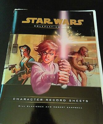star wars rpg character record sheets wizards of the coast