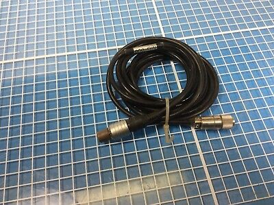 Olympus MB-608 Endoscopy video Cable 5 pin female 12 pin male