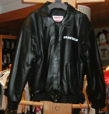 Garfield Leather Jacket  form the showroom at Paws