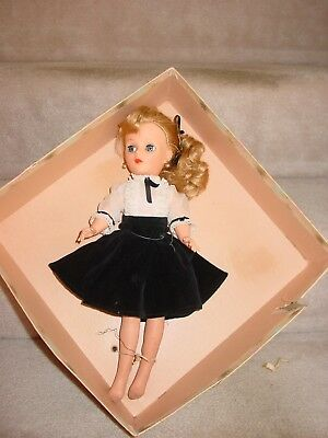 Mint In Box Vintage 1960's Eegee Fashion Doll Earrings Never Played With
