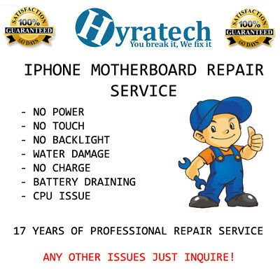 Touch IC Repair Service iPhone 6 Plus Digitizer Not Touch Disease Motherboard