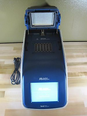 Applied Biosystems Veriti 9902 4375786 PCR 96 Well Thermal Cycler Warranty