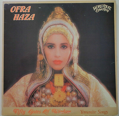 Lp Us**ofra Haza - Fifty Gates Of Wisdom - Yemenite Songs (Shanachie '87)**21991