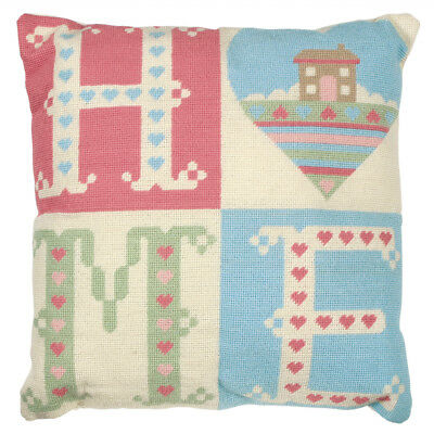 Home Sweet Home : Anchor Tapestry Kit: Cushion : Living : - ALR38