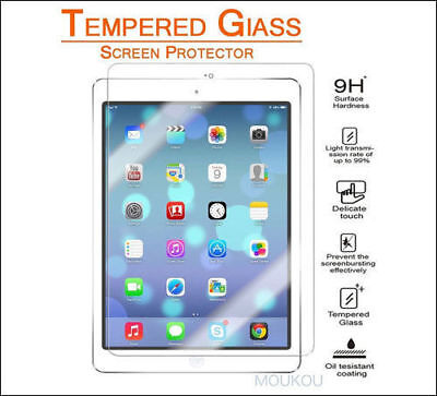 Genuine Tempered Glass Film Screen Protector For Apple 9.7-inch iPad Pro