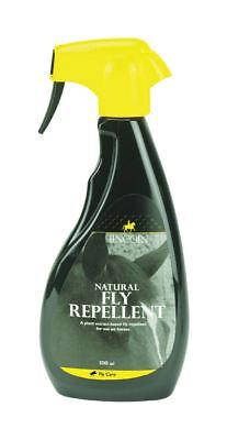 Lincoln Natural Fly Repellent Spray Fly Care 500ml 4145