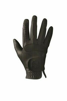 Noble Outfitters Show Ready Leather Gloves Black/ White BAT-12265P