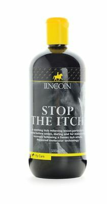 Lincoln Stop The Itch Sweet Itch Treatment Fly Care 500ml 3847