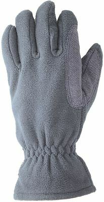 Hy5 Fleece Gloves Black or Navy Colour Size XS-XL 4930P