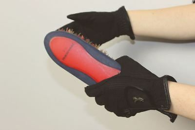 Horseware Ireland HW Sports Gloves Black Colour Size 5-12 CGHS50