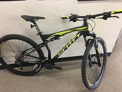 2016 SCOTT SPARK 960 L Full Suspension Mountain Bike ...
