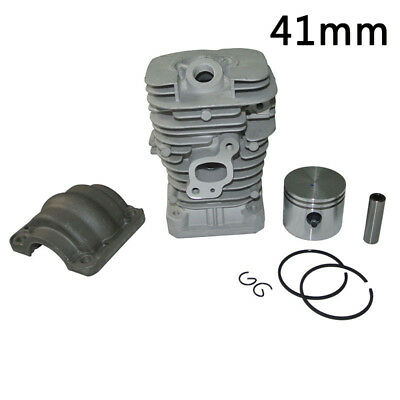 Cylinder Piston Kit For Poulan 1950 2150 2250 2450 2550 Partner 350 351 Chainsaw