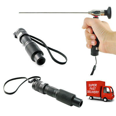 Handheld Cold Light Source Fit Connector For Brand Wolf/Storz Endoscope FDA CE