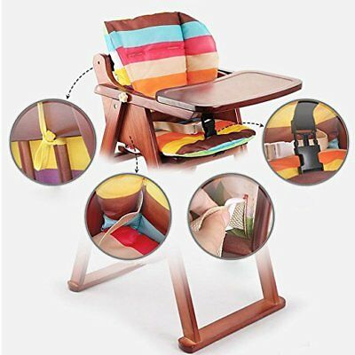 Baby Trolley High Chair Stroller Cushion Waterproof Oxford Seat Pad Warm Liners