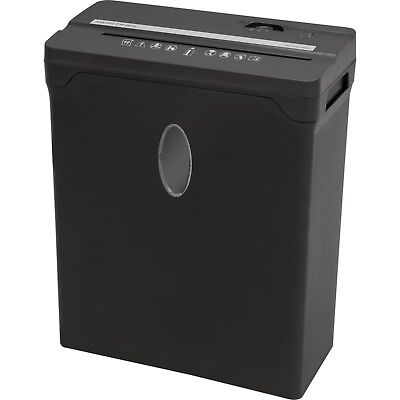 Sentinel Compact 10 Sheet Cross-Cut Shredder Paper | Credit Cards | Black
