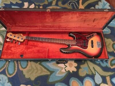 1963 Fender Jazz Bass