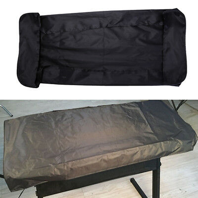 Black Lamination Cloth 61-Key Electronic Piano Cover Dustproof Keyboard Case Gut