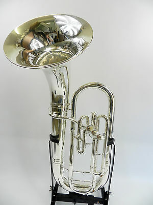 Baritone Horn Tenor Sakshorn Euphonium Conn good condition moving bell front 92