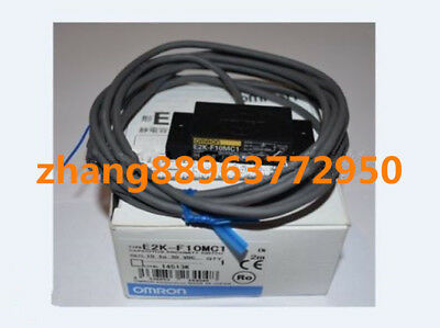 For OMRON Photoelectric Switch Sensor E2K-F10MC1 E2KF10MC1 #Z62